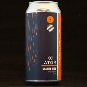 Atom Brewing Gravity Well Cans 11.4%
