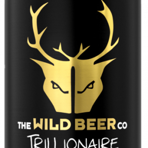 The Wild Beer Co Trillionaire Cans 10.3%