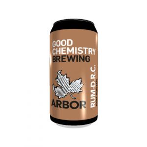 Arbor Ales + Good Chemistry Rum DRC Cans 6.5%